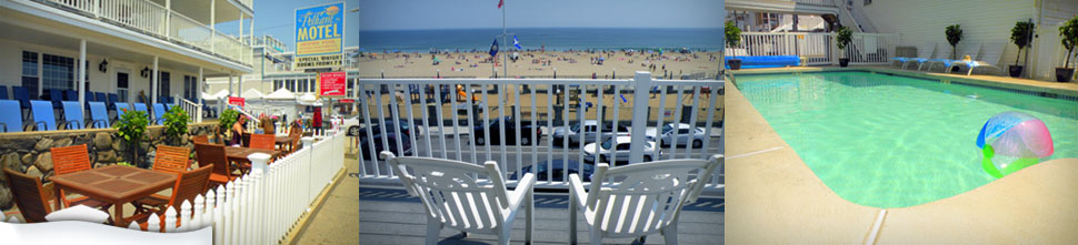 Hampton Beach - Pelham Resort Hotel Waterfront