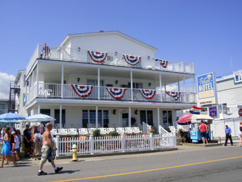 Hampton Beach Pelham Resort Hotel